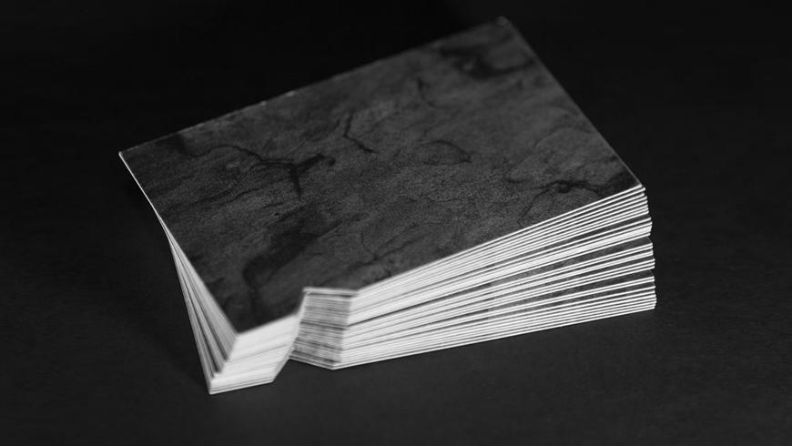 Visitkort - Framsida