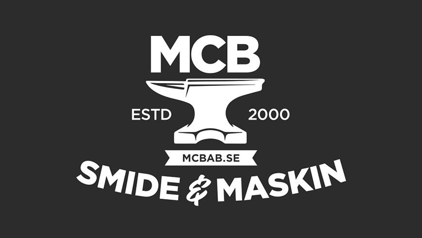 MCB Smide & maskin AB logo