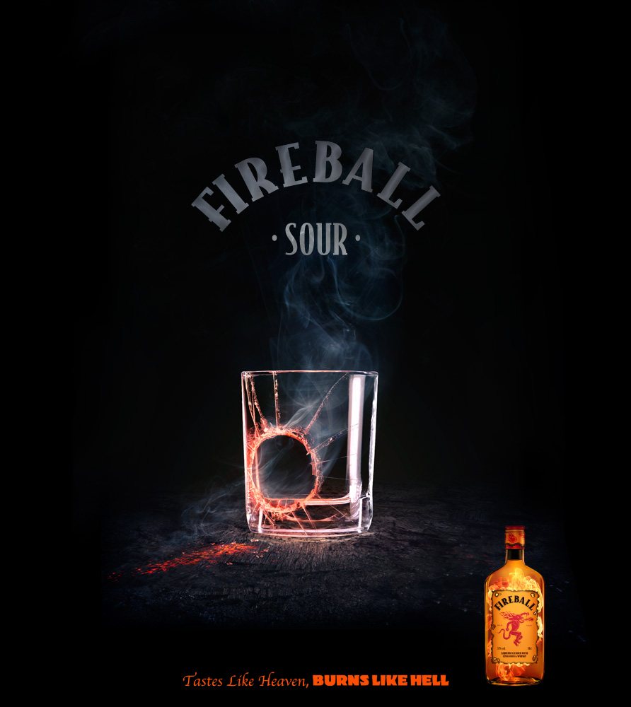 Fireball Sour