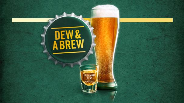Dew & a brew