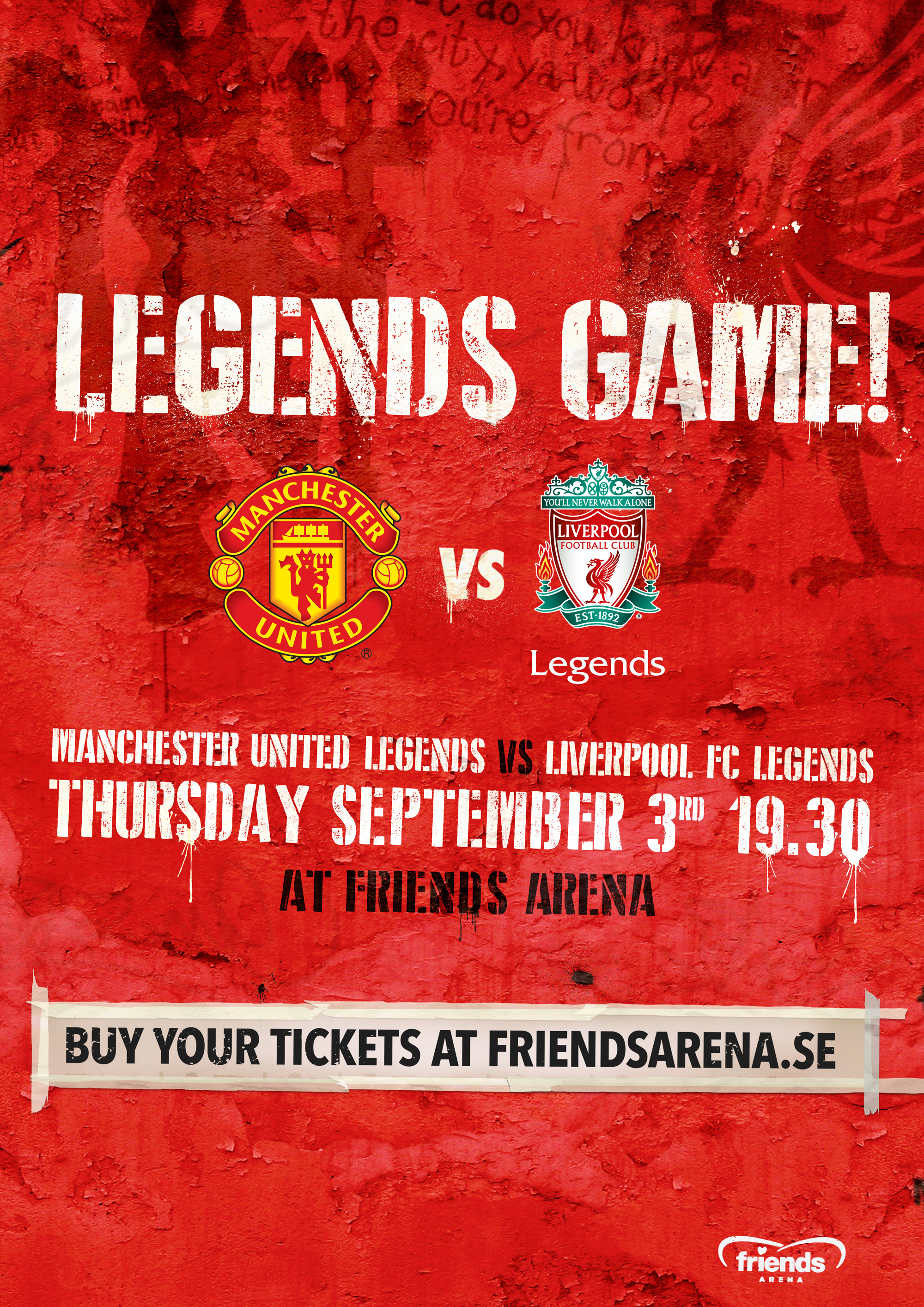 Legends Game
